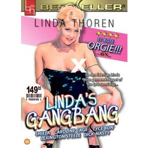 Linda´s Gangbang - Bestseller - DVD videofilm