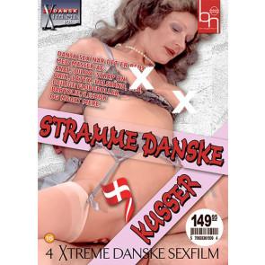 Stramme Danske Kusser - BN Agentur - DVD sexfilm