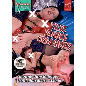 Vilde Danske Orgasmer - BN Agentur - DVD sexfilm
