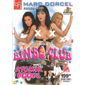 Bimbo Club #2 - Atomik Boobs - Marc Dorcel - DVD pornofilm