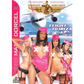 Flight To Ibiza - Marc Dorcel - DVD pornofilm