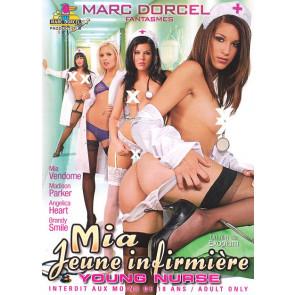 Mia Young Nurse - Marc Dorcel - DVD videofilm
