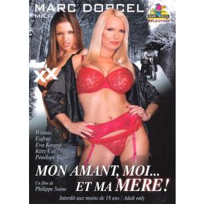 Mon Amant, Moi... Et Ma Mère - Marc Dorcel - DVD sexfilm