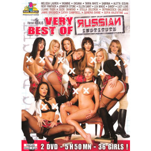 The Very Best Of Russian Institute - Marc Dorcel - DVD sexfilm