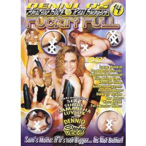 Denni O #14 - Fuckin´ Full - Sticky Video - DVD pornofilm