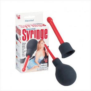 Syringe Anal Shower