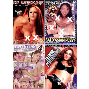 4 x Mix Pornofilm #5
