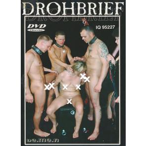 Drohbrief - Be.Me.Fi - DVD sexfilm