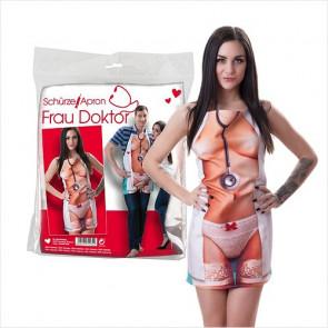 Fru Doktor Forklæde - Erotic Entertainment - Kostume