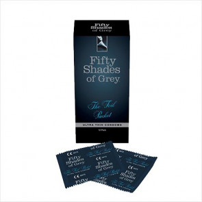 Fifty Shades Ultra Thin Condoms