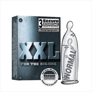 Secura XXL Kondom