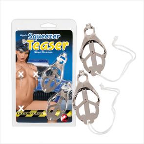 Squeezer Teaser Klemmer