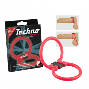 Techno Magnetic Penisring