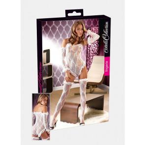 Striptease Blonde Sæt