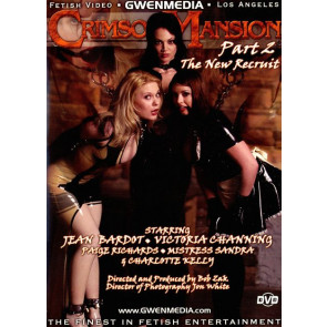 Crimson Mansion #2 - Gwen Media - Bondage film