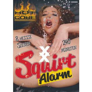 Squirt Alarm - Hot Core - DVD sexfilm