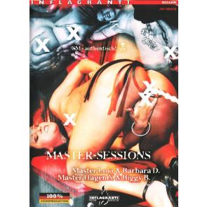Master Sessions - Inflagranti - DVD pornofilm