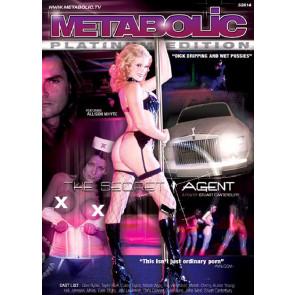 The Secret Agent - Metabolic - DVD pornofilm
