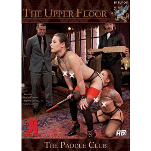 The Paddle Club - Kink.com - DVD anal film