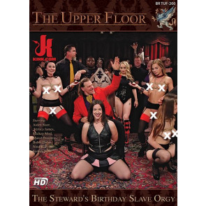 The Steward's Birthday Slave Orgy - Kink.com - Gruppesex film