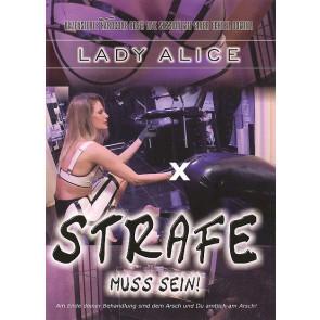 Strafe Muss Sein - Lez Dom Entertainment - Fisting pornofilm