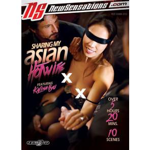 Sharing My Asian Hotwife - New Sensation - DVD sexfilm
