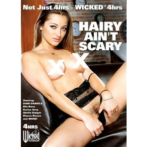 Hairy Ain't Scary - Wicked Pictures - DVD pornofilm