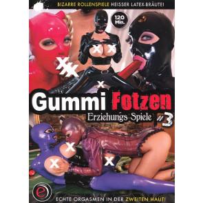 Gummi Fotzen #3 - Erziehungs spiele - Erotic Planet - Gummi film