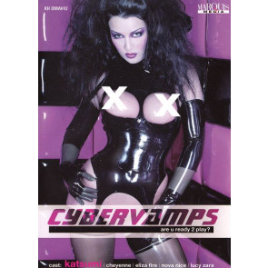 Cybervamps - Marquis Media - Fetish film