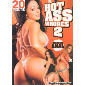 Hot Ass Whores #2 - Loaded Digital - 4 DVD disc set