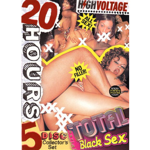 Total Black Sex - High Voltage - 5 DVD disc set