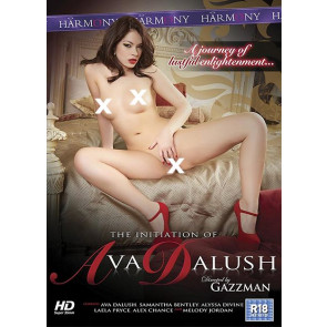 Initiation Of Ava Dalush - Harmony Films - DVD pornofilm