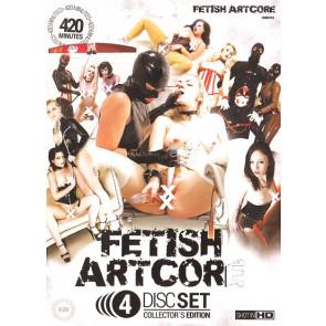 Fetish Artcore - DVD videofilm