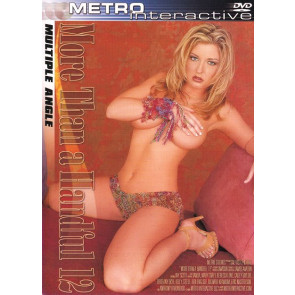 More Than A Handful #12 - Metro - DVD sexfilm
