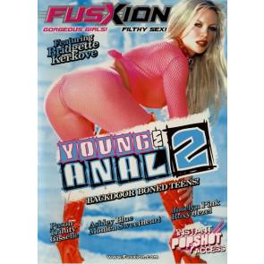Young & Anal #2 - Fusxion - DVD pornofilm