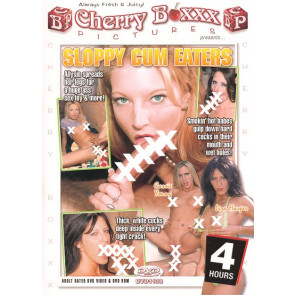 Sloppy Cum Eaters - Cherry Boxxx - DVD sexfilm