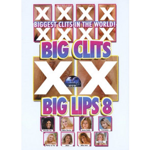 Big Clits Big Lips #8 - Channel 69 - DVD sexfilm
