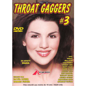Throat Gaggers #3 - Red Light District - DVD pornofilm