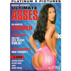 Ultimate Asses - Platinum X - DVD pornofilm
