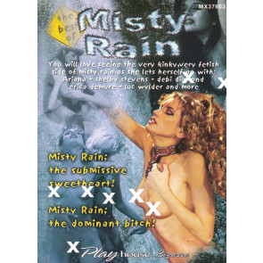 Best Of Misty Rain - Playhouse - DVD sexfilm