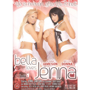 Bella Loves Jenna - Vivid - DVD sexfilm