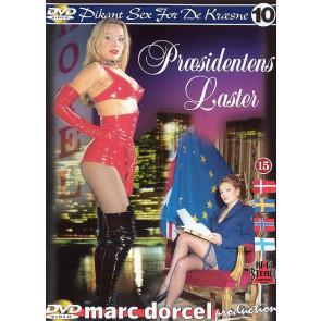 Præsidentens Laster - Marc Dorcel - DVD sexfilm