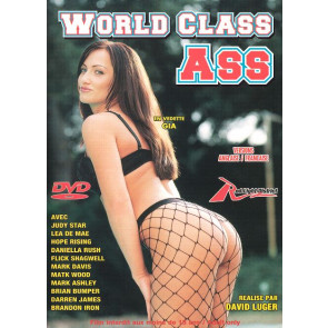 World Class Ass - Red Light District - DVD pornofilm