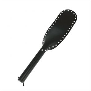 50 cm Læder Nitte Paddel