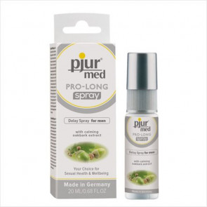 Pjur Med Pro-Long Delay Spray - Pjur - Sexfremmer