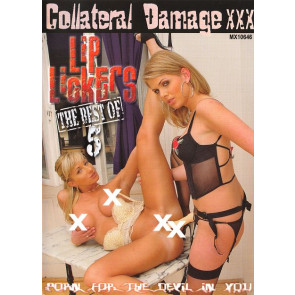 The Best Of Lip Lickers #5 - Collateral Damage - Lesbisk film