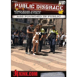 Ass Pounded In Public - Kink.com - DVD sexfilm