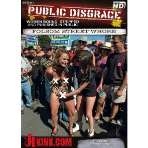 Folsom Street Whore - Kink.com - DVD pornofilm