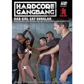 Bad Girl Cat Burglar
