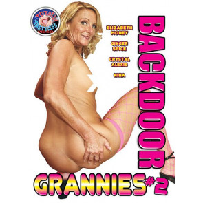 Backdoor Grannies #2 - Totally Tasteless - DVD sexfilm